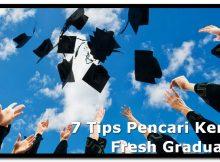 tips fresh graduate lulusan baru