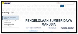 Pengalaman tes indonesia power