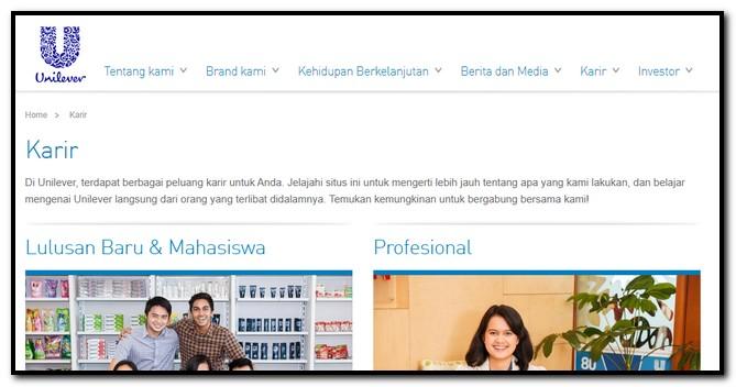 pengalaman tes unilever future leaders program indonesia
