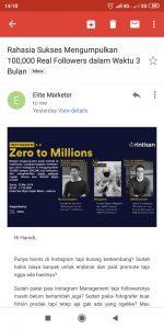 email marketing yang menarik