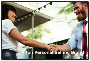 Contoh Personal Selling