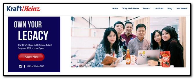 Pengalman tes Heinz ABC indonesia