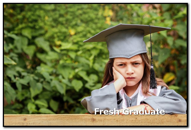 Fresh Graduate adalah