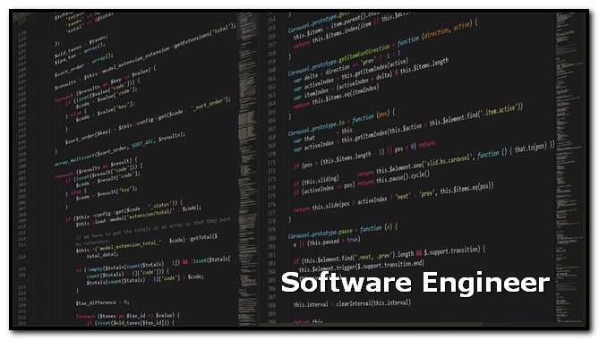 software engineer adalah