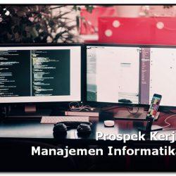 prospek kerja manajemen informatika