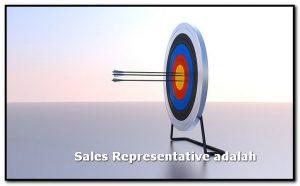 Sales Representative adalah