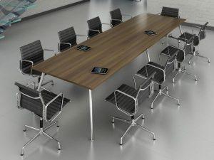 meja meeting kantor