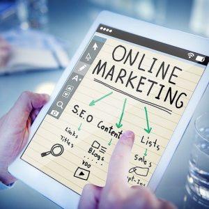 menerapkan media promosi untuk pemasaran online
