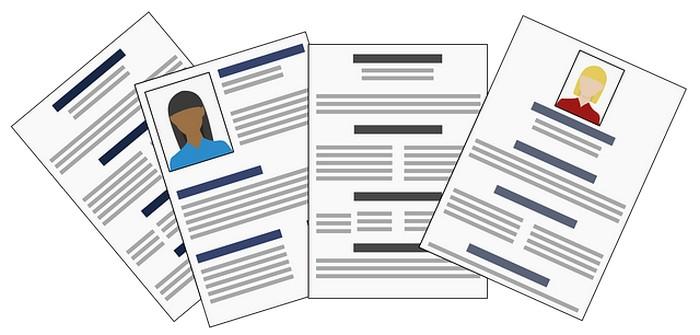 7 Contoh Template Cv Dalam Bahasa Inggris Doc Tips Kerja