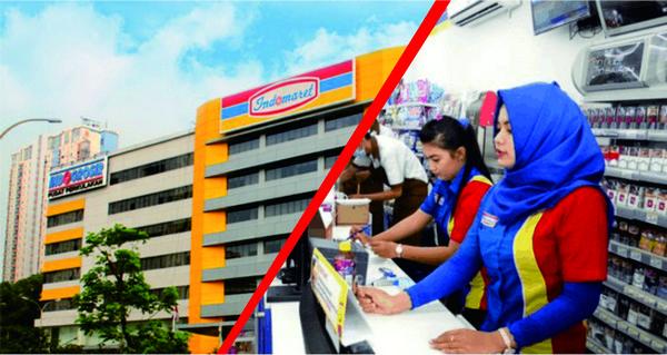 Gaji Karyawan Indomaret update lengkap 2020
