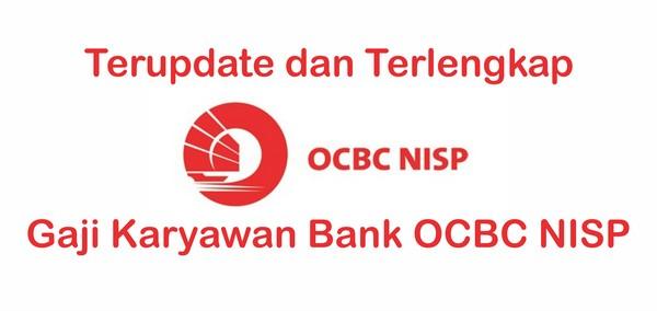 gaji pegawai bank ocbc nisp