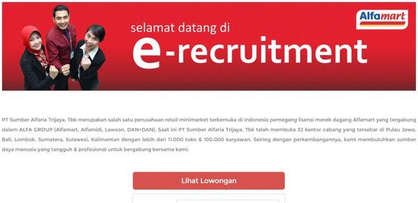 situs website alfamart karir lowongan kerja alfamart