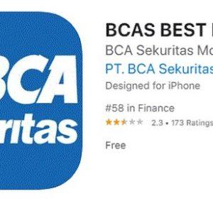 Tutorial Penggunaan Aplikasi BCA Sekuritas Online Trading