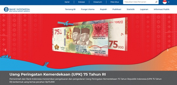 gaji bank Indonesia