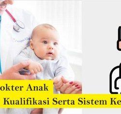 gaji dokter anak