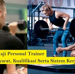 gaji personal trainer