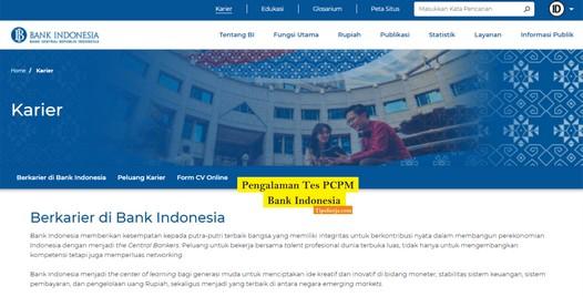 Pengalaman Tes Bank Indonesia