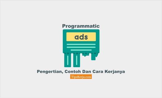 programmatic ads adalah